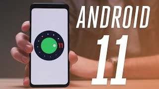 Android 11 developer preview first look