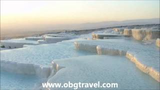 preview picture of video 'Pamukkale Tour OBG Travel-Alanya Turkey'