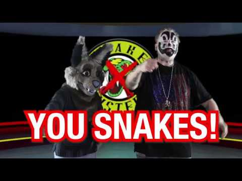 Juggalo Violent Jay and his furry daughter Ruby Bruce Lee let people know how they got snaked $750 by a furry suit maker