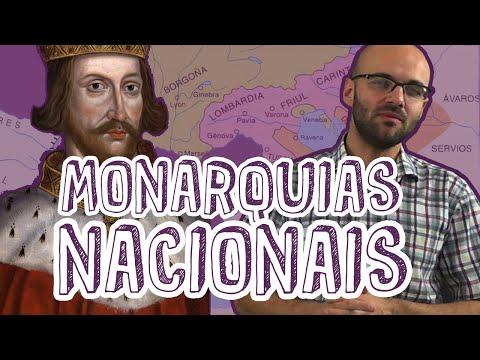História - Monarquias Nacionais - Definição e Fatores
