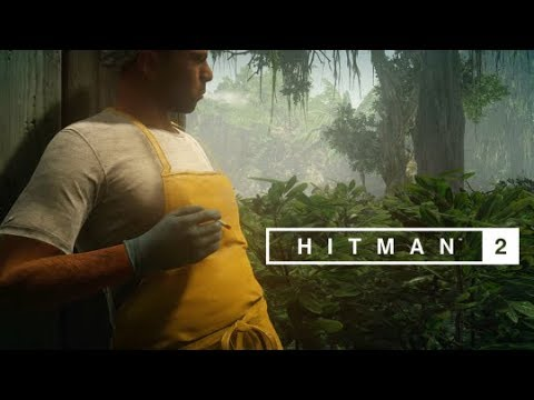HITMAN 2 - Welcome to the Jungle Teaser thumbnail