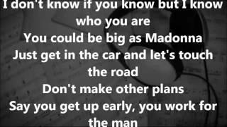 Drake - Madonna Lyrics