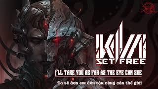 [Vietsub + Lyrics] 【Cytus 】 Set Free - KIVA Edition