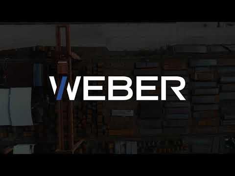 WEBER Schleifverfahren Grobblech