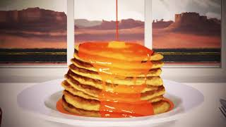 "Pancakes (Scene from the short film ""Plunge"")"
