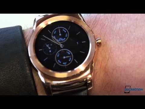 LG Watch Urbane hands-on: Elegance is everything