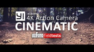 Xiaomi Yi 4k I Cinematic I Fieldtest