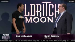 Pro Tour Eldritch Moon Deck Tech with Shaheen Soorani: Black-Green Delirium