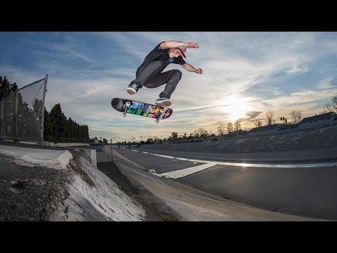 Street Skating and Swiss Precision w/ Simon Stricker