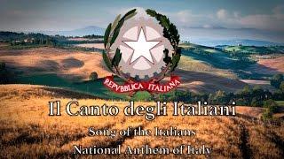 National Anthem: Italy - Il Canto degli Italiani [NEW VERSION]