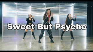 Sweet But Psycho   Ava Max  Mina Myoung Choreography (Dance Cover By Aiana)