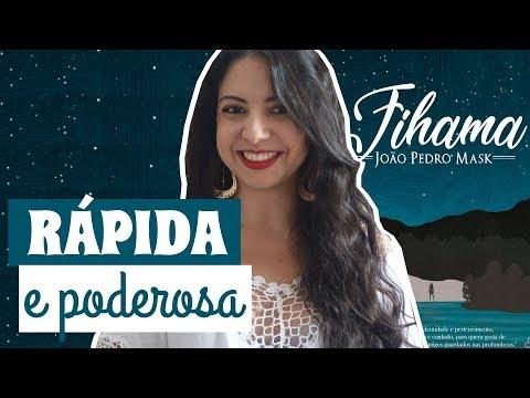 UMA NOVELA EMOCIONANTE: FIHAMA, DE JOÃO PEDRO MASK | RESENHA | MINHA VIDA LITERÁRIA