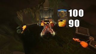Cave of Betrayal (Ironbeard's Treasure) | WoW