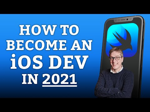 How to become an iOS developer in 2021 - YouTube