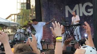 Miguel At Pitchfork