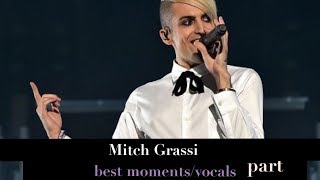 Mitch Grassi | BEST MOMENTS/VOCALS💔