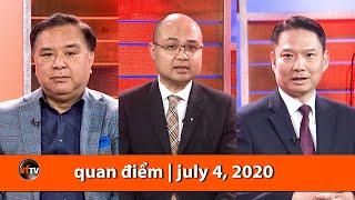 Quan Điểm | July 4, 2020 | Vietface TV