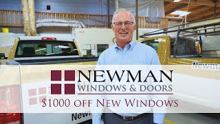 Newman Signature Experience – $1000 Rebate on Milgard Products!