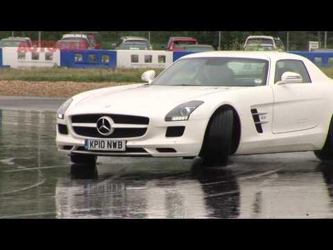 Meet the Ancestors - Mercedes-Benz SLS
