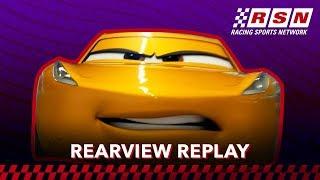 Cruz Ramirez's 360-Degree Flip | Racing Sports Network by Disney•PixarCars