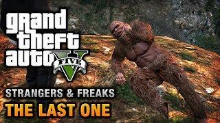 GTA 5 - Bigfoot - The Last One [100% Gold Medal Walkthrough]