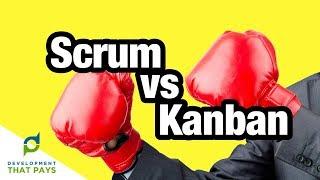 Scrum vs Kanban - Two Agile Teams Go Head-to-Head + FREE CHEAT SHEET