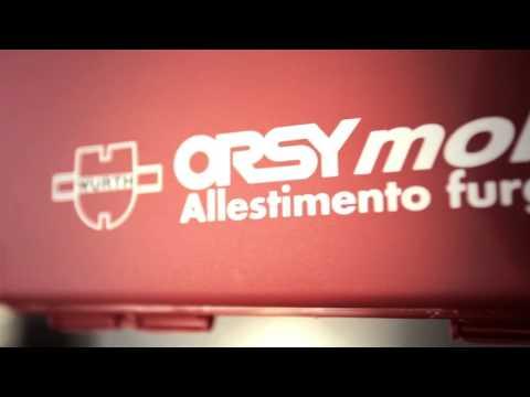 Allestimenti per interni di furgoni da lavoro ORSY® Mobil | Würth