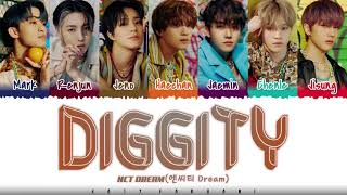 NCT DREAM - 'DIGGITY' Lyrics [Color Coded_Han_Rom_Eng]