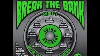 FULL BOOK SERIES - $5 BREAK THE BANK -  PART 2