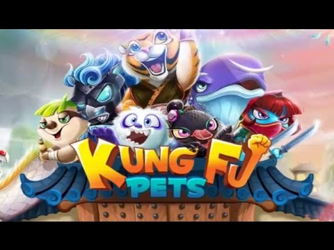 Kung Fu Pets - Gameplay Walkthrough - First Look iOS/Android