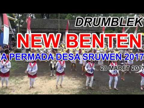 Download DRUMBLEK NEW BENTEN - FESTIVAL DRUMBLEK BINA PERMADA DESA SRUWEN 2017 HD Mp4 3GP Video and MP3