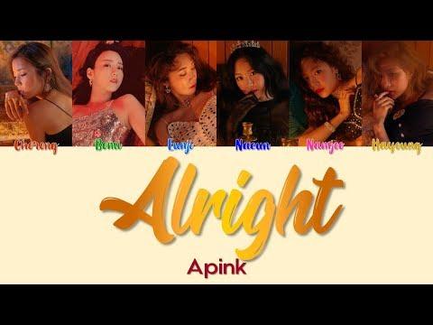 Music - Alright - A Pink - Wattpad