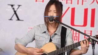 [1080p]YUI May 15, 11 It's happy line @ 青衣城 x 日本唱作天后YUI亞洲首個見面會