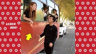 So Funny! New Funny Chinese Prank Videos P✦18『Can't Stop Laughing 2019』.