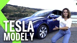 Tesla Model Y, análisis: Un SUV 100% eléctrico ATIBORRADO de TECNOLOGÍA