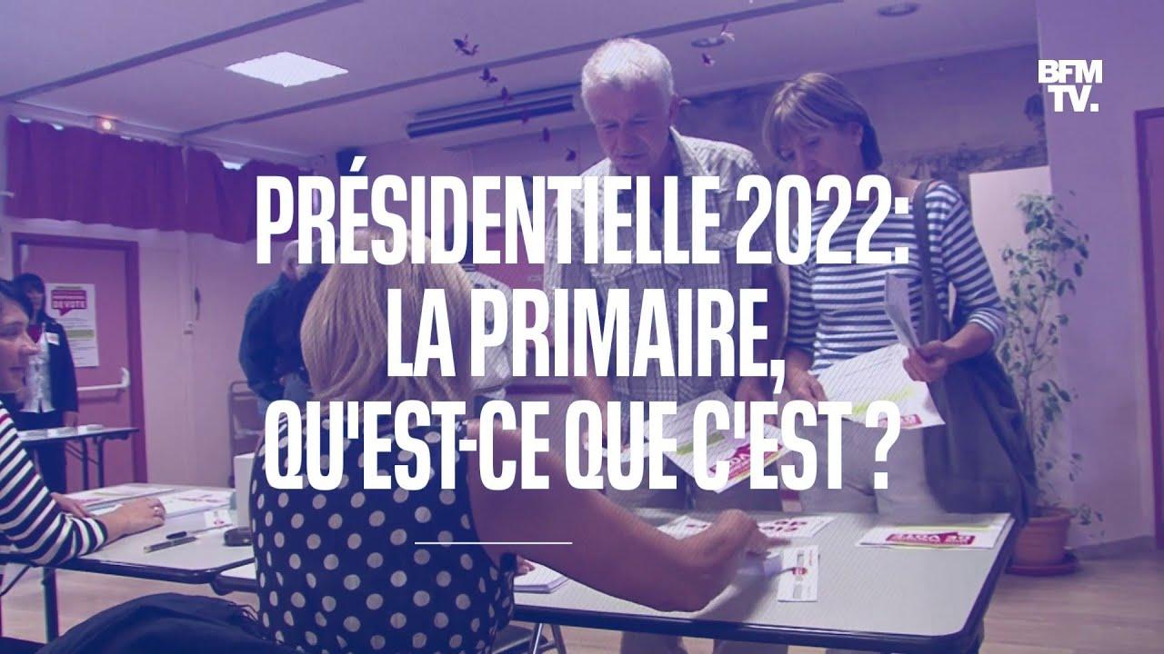 Présidentielle 2022: la primaire, qu'est-ce que c'est ?