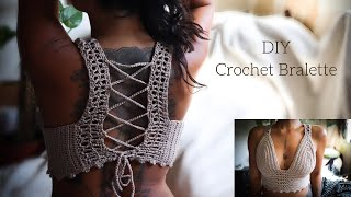 Crochet Summer Top Tutorial - Form Fitting Crochet Top For All Sizes