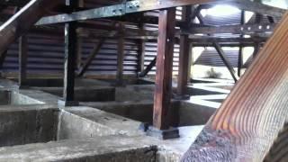 Dịch vụ vệ sinh công nghiệp, vệ sinh tháp giải nhiệt (Cooling Tower)