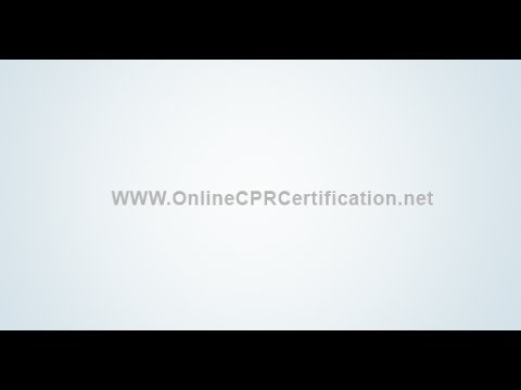 Online CPR Certification $14 99 | Free CPR First Aid Course