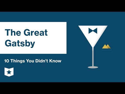 great gatsby study guide Studying for the great gatsby we have tons of study questions for you here, all completely free.