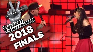 Mark Forster   Einmal (Jessica Schaffler & Mark Forster) | The Voice Of Germany | Finale