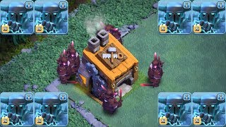 MAXED SUPER PEKKA only! ☆ Clash of Clans ☆ CoC