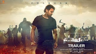 Saaho - Official Telugu Trailer