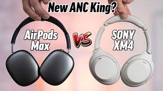 AirPods Max vs Sony XM4 - Ultimate Headphone Comparison!