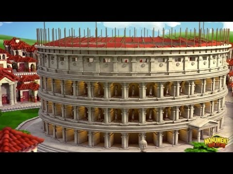 Monument Builders : Colosseum IOS
