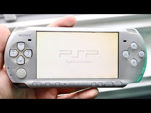 PSP 3000 In 2020! (12 Years Later!) (Review)