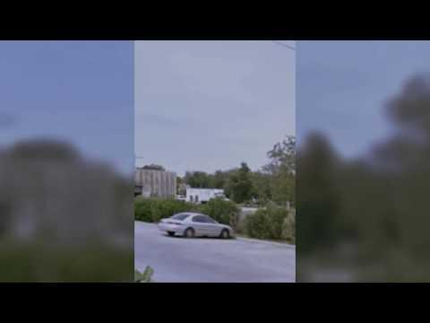 UFO Gespot Boven Assebroek Footage From Belgium