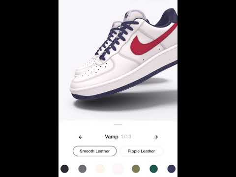 Air Force 1 (Nike by you)