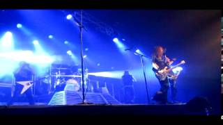 """Accept - No Shelter """"Live"""" @ Live Music Hall, Cologne, 22.10.2014"""