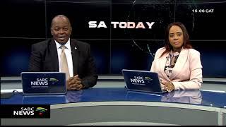 #SABCNews Headlines @15H00 | 12 March 2019